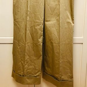 BNWT Massimo Dutti wide leg trousers